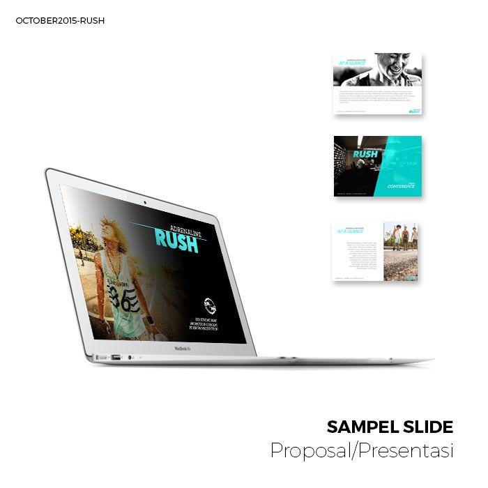 Sampel Slide Presentasi dan Bisnis Proposal #bikincantik #powerpoint