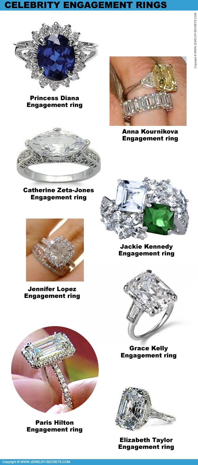 74 Best Images About Famous Engagement Rings On Pinterest