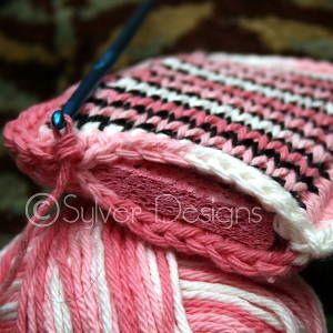 Super Duper Kitchen Sponges Crochet Pattern