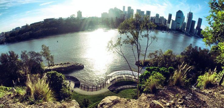 Brisbane kangarou point - Australie Australia - http://breakinggood.fr/