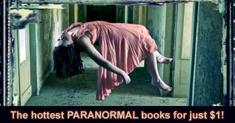 Today Only, Buck Books Brings You The Paranormal Fiction Book Event. 15 Incredible Books, Each At Only 99 Cents - Sale Ends At 2 a.m Eastern Time. Don't Miss The Boat