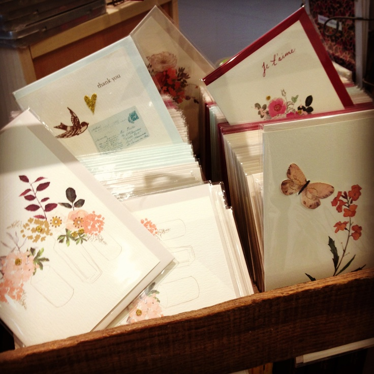 Just re-stocked - Handmade Cards!