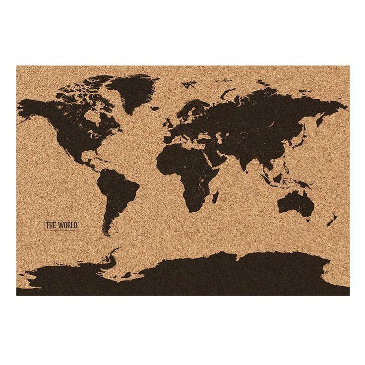 Korkowa Mapa XL