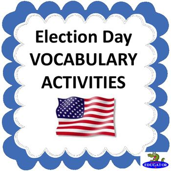 the election day essay Long lines, issues with machines, and delayed openings of polling places have been reported in some areas on election day.