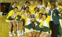 SA U21 Netball players were selected after the National #Netball Championships in Durban.  http://ysn.co.za/news/netball/national/2014/20-top-u21-netball-girls-selected-sa #YSNnetball