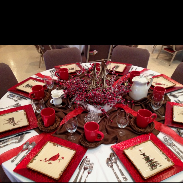 16 best Ladies Christmas Tea/Event Ideas images on Pinterest ...