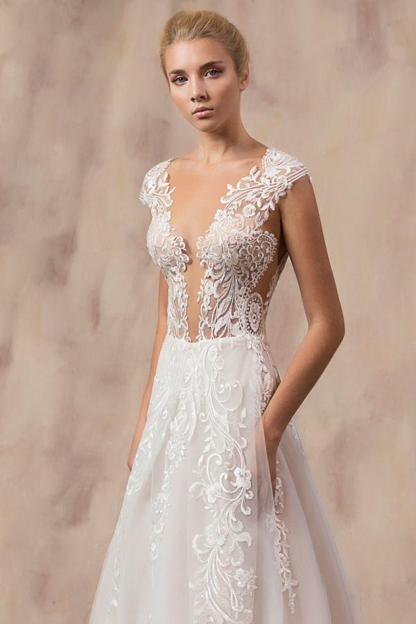MONA #weddinggown #celestialcollection #newbridalcollection #costantinobridal #weddingingreece