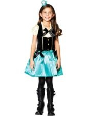 Girls Tea Party Princess Costume-Clearance Costumes-Girls Costumes-Halloween Costumes-Party City