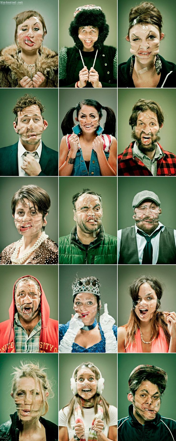Scotch tape faces- I know what i'm doing at my next party!! Who's in?!