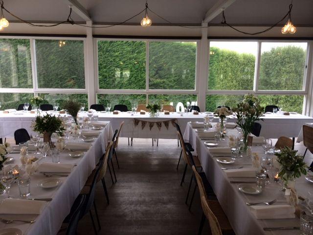 Beautiful bridal table Weddings at Stillwater at Crittenden, Morningotn Peninsula  www.stillwateratcrittenden.com.au