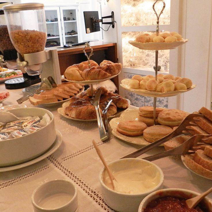 Súper desayuno Villa Vicuña Salta