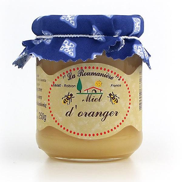 La Roumanière - Miel d'Oranger