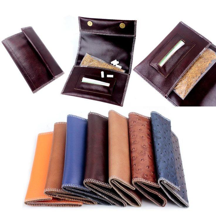 Genuine Leather Tobacco Case  GET IT NOW  🛫FREE WORLDWIDE SHIPPING! 🛫  🌟ShishaZen🌟  #shisha #hookah #smoking