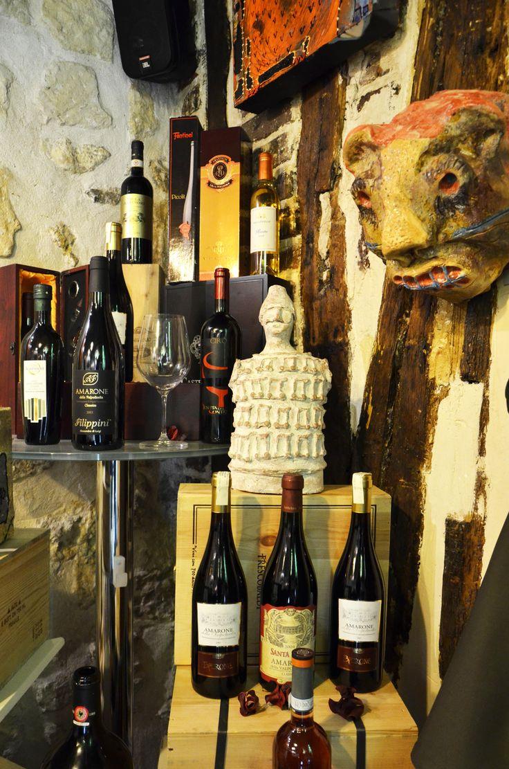Italian wines & contemporary art Art Kfé - Paris
