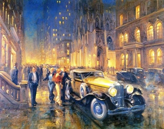 Alan Fearnley | Art&Tatucya