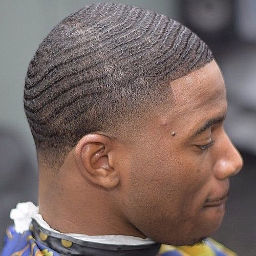 Coupe De Cheveux Waves Homme