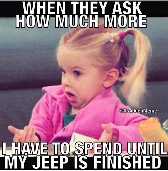 Jeep memes! - Page 8 - Jeep Wrangler Forum
