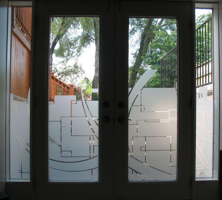 Decorative Films For Glass Door