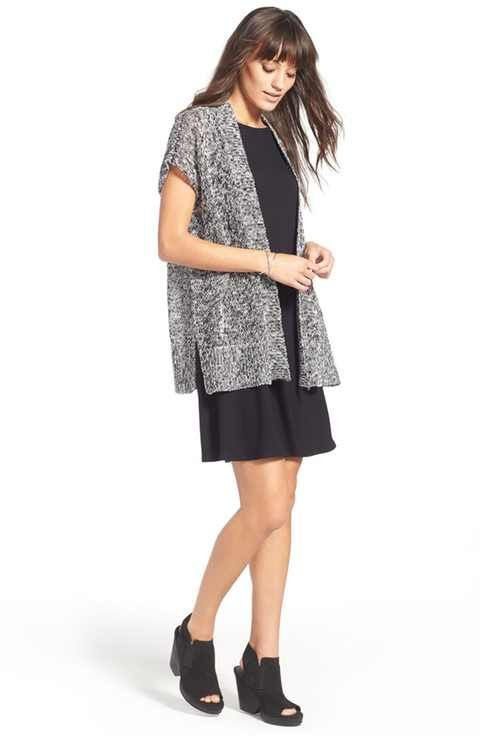 Eileen Fisher Cardigan & Dress