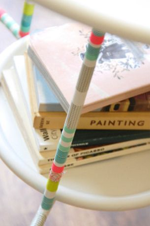washi tape, masking tape, interior, home, decoration, huis, interieur, table, tafel