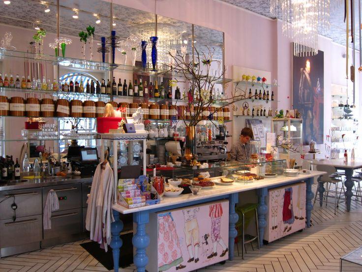 Nordic Nibbler: The Royal Cafe, Copenhagen - Restaurant Review