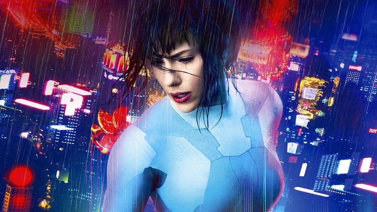 """Ghost in the Shell tell story about """"In the near future, Major is the first of her kind: a human saved from a terrible crash, who is cyber-enhanced to be a perfect soldier devoted to stopping the world's most dangerous criminals..""""."""