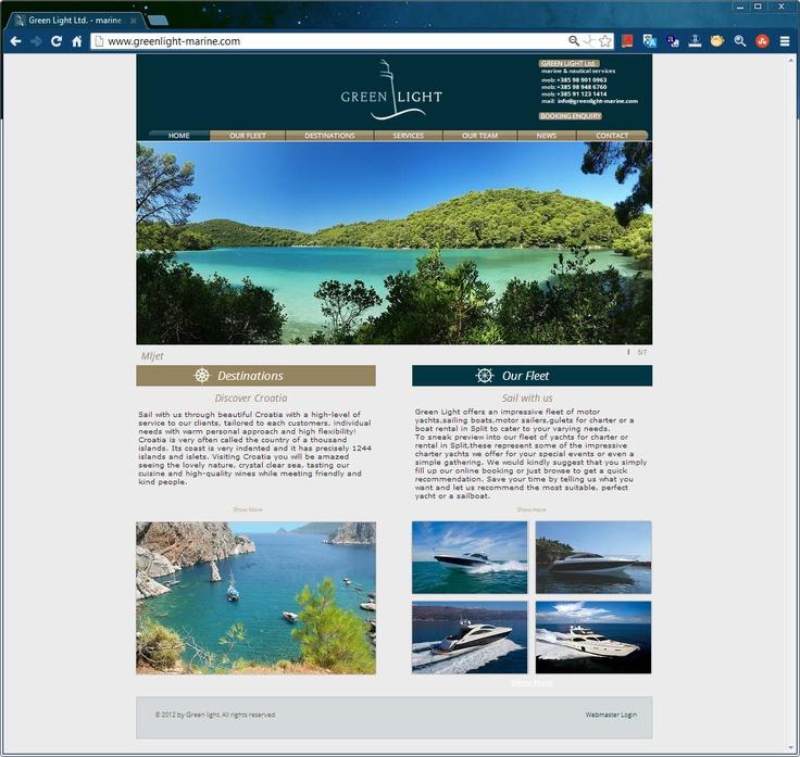 Green Light - marine & nautical services