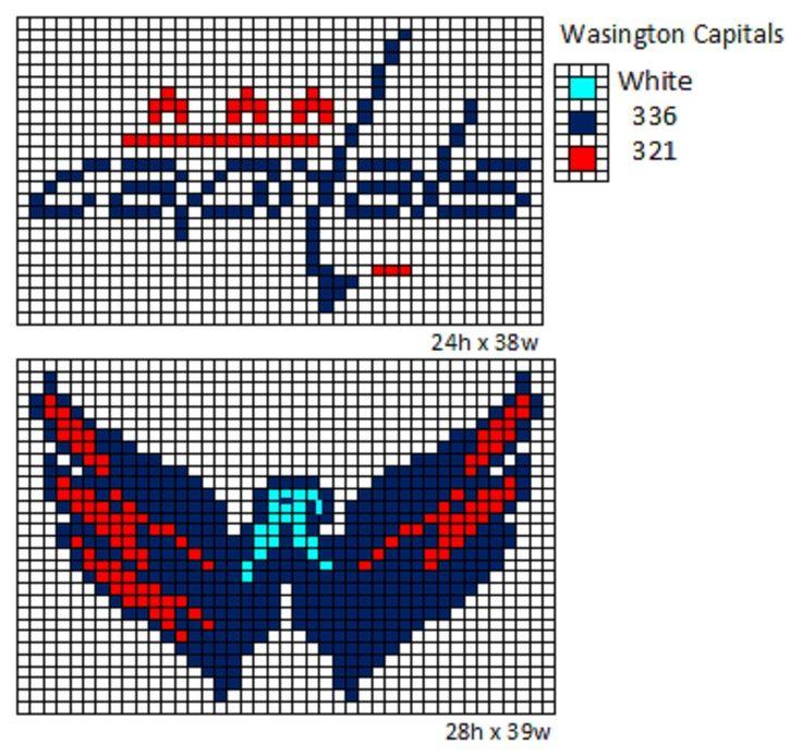 Washington Capitals by cdbvulpix.deviantart.com on @deviantART