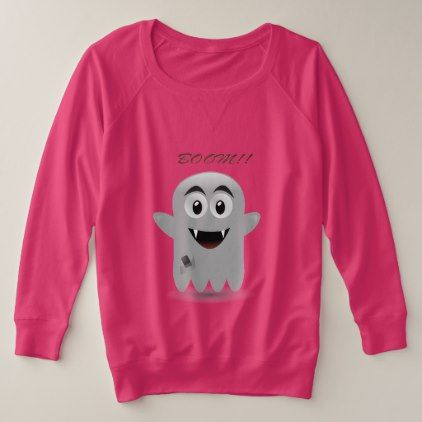 halloween funny ghost tshirt - thanksgiving day family holiday decor design idea