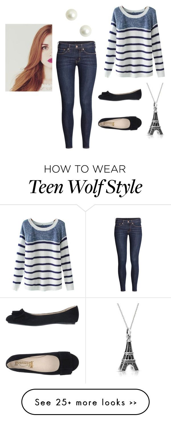 """French Club!"" by bethanunny on Polyvore featuring H&M, Chicnova Fashion, Bling Jewelry, percyjackson, Demigod, september, daughterofzeus and frenchclub"