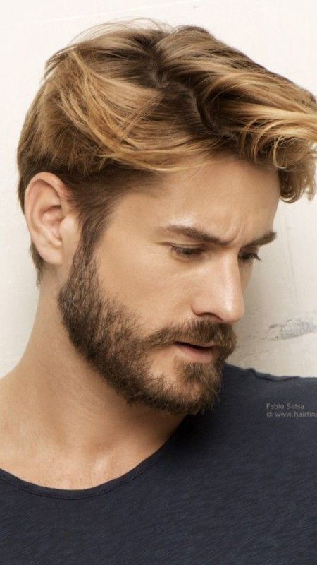 short beard style for men 2016