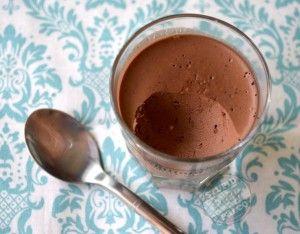 Dairy-Free Dark Chocolate Coconut Pudding Stupid Easy Paleo - Easy Paleo Recipes