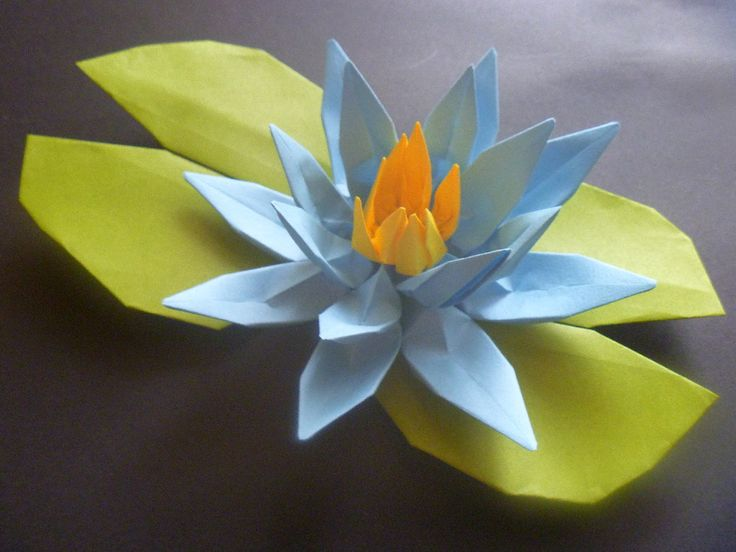 341 best images about origami flowers on Pinterest ... - photo#15