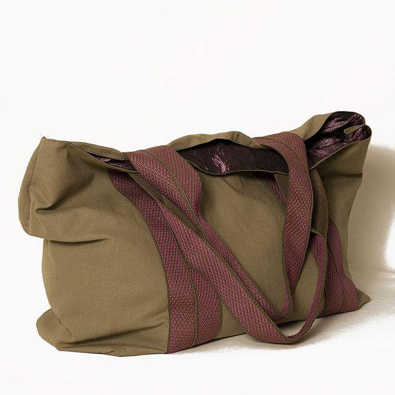 New year's gift  Gift for her  Women khaki by ElenaVandelliBags