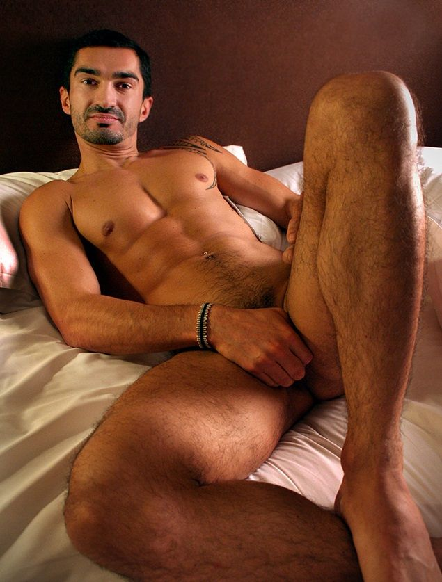 Arab gay male nude photo