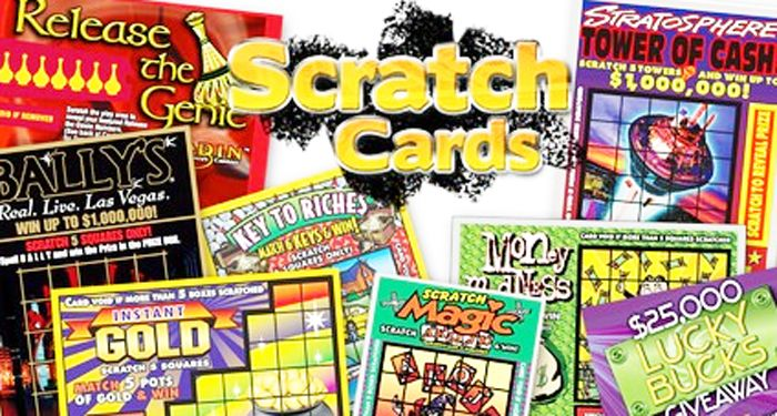 A scratchcard or a scratch ticket is a small card which is usually made of the thin paper-based card to PIN, or secret numbers. There areas on the card where either one or more areas have information that can only be revealed by scratching the covering.  Online scratch cards are considered a specialty game. different types of online lottery scratch cards purchased at stands and are played by clicking on the designated area. It is an added advantage to play real money Scratchcards online, as…