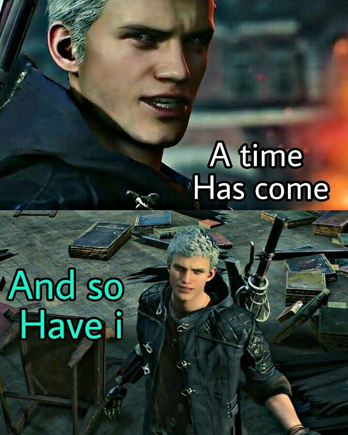 Pin On Devil May Cry Outside the or, however, time takes pleasure in kicking our asses. pin on devil may cry