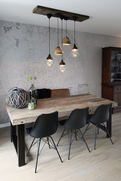 24 Amazing Scandinavian Dining Room Design Ideas -…