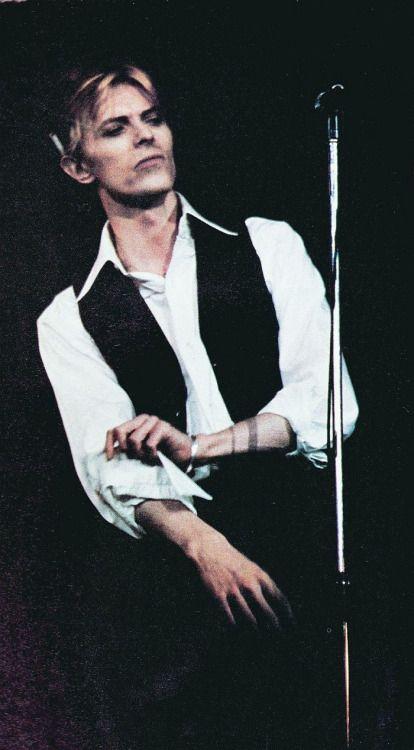 David Bowie, The Thin White Duke