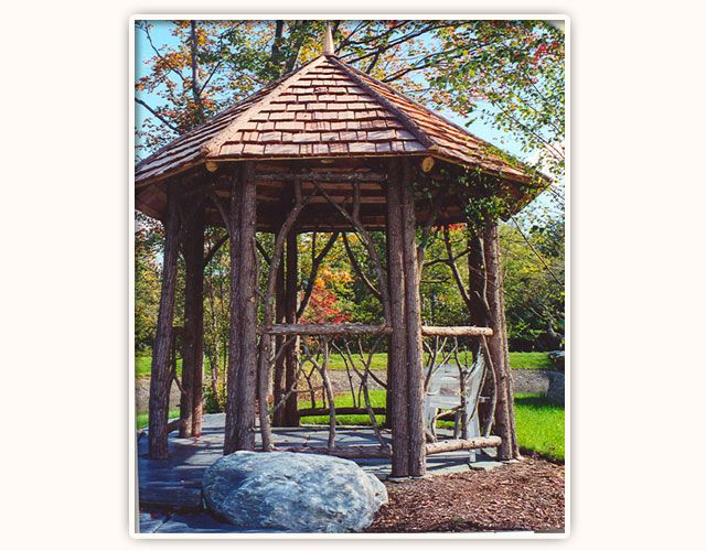 17 Best Images About Gazebos On Pinterest Gardens Trees