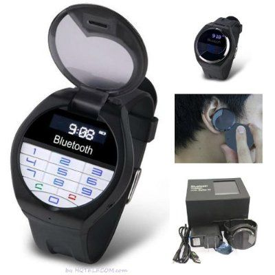 Mobile Watch with Caller Id & Bluetooth #Future #technology #futuretech