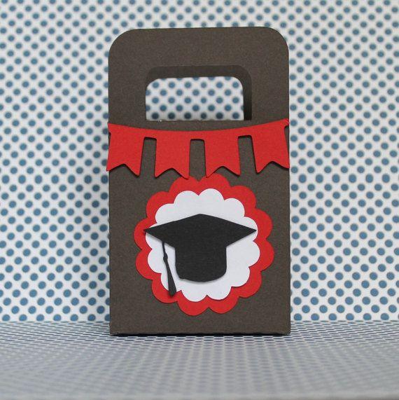 graduate favor boxes scatolina confetti laurea di PickaPack