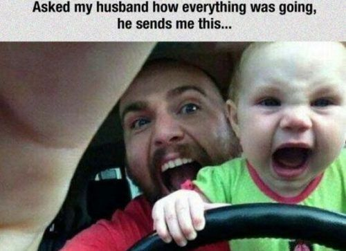 Top 30 Funny baby Memes