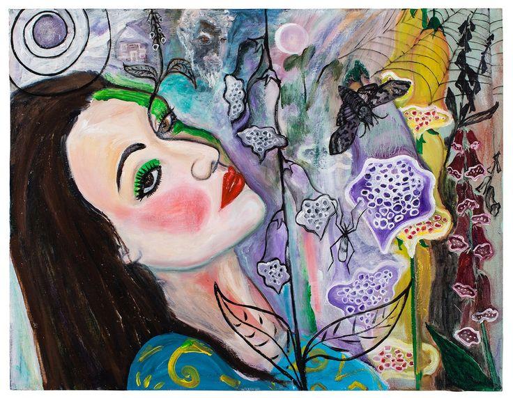 David Harrison | Flowers of Evil | Exhibitions | Victoria Miro