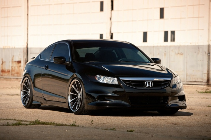 cars honda civic si on Vossen wheels
