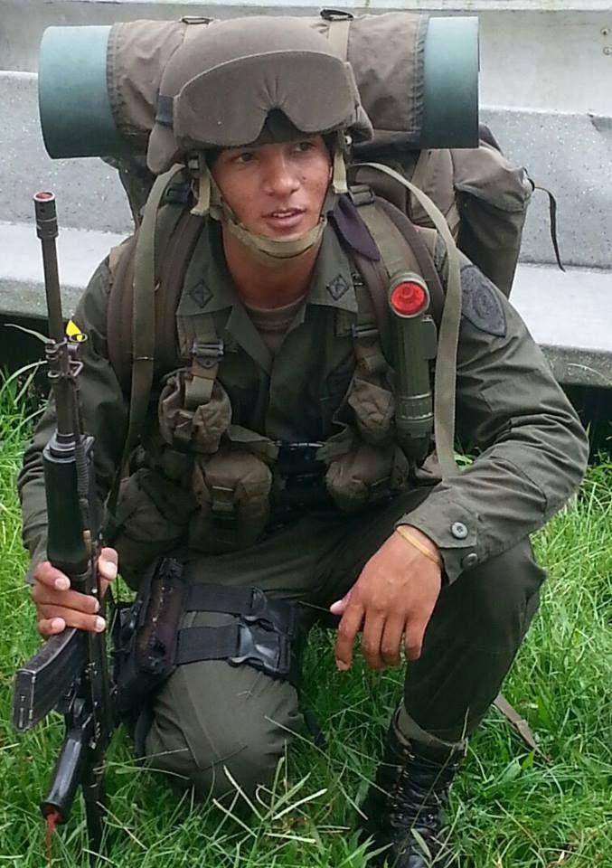 Servicio en la PNC. - Página 18 - América Militar