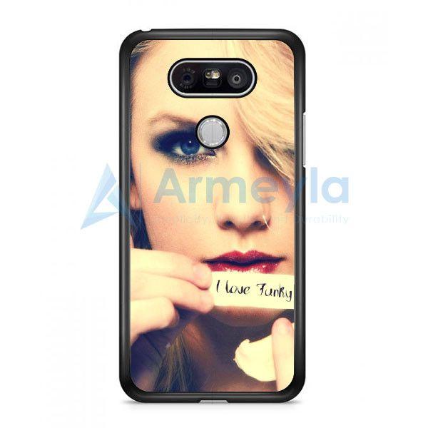 Taylor Swift Poster 1989 Cover Album Taylor Swift Singer LG G5 Case | armeyla.com