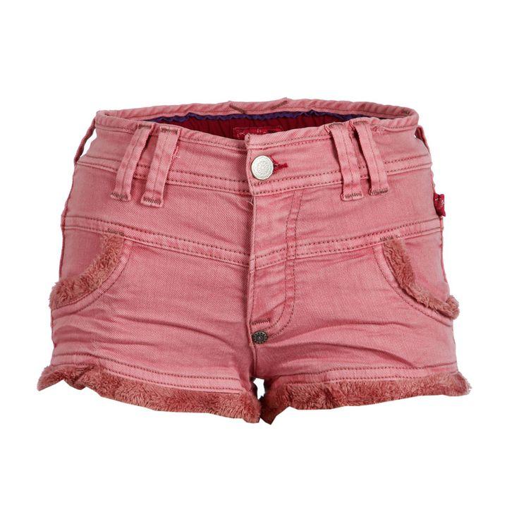 Kinderkleding Hotpants | Coole meiden korte broek | www.kienk.nl