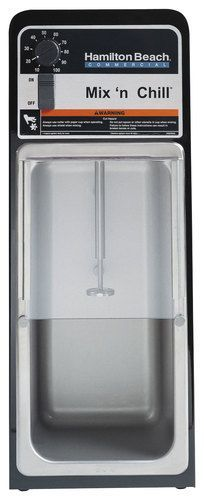Hamilton Beach - Mix 'N Chill Drink Mixer - Stainless-Steel/Black, 94950