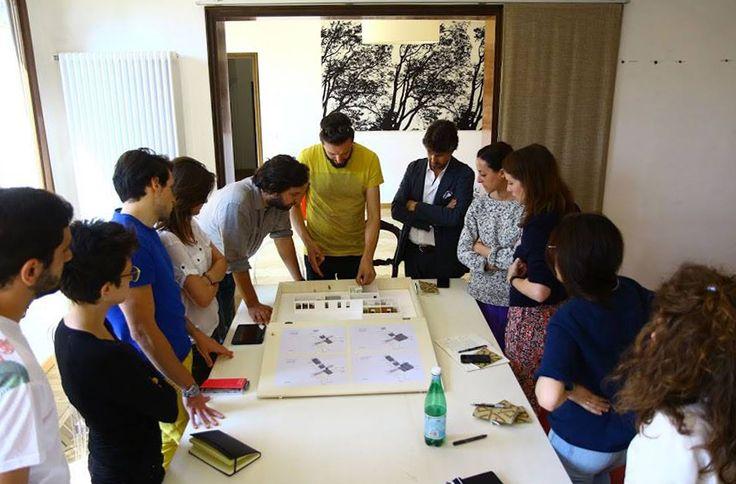 CASA FLORA Design-Apart workshop in Venice